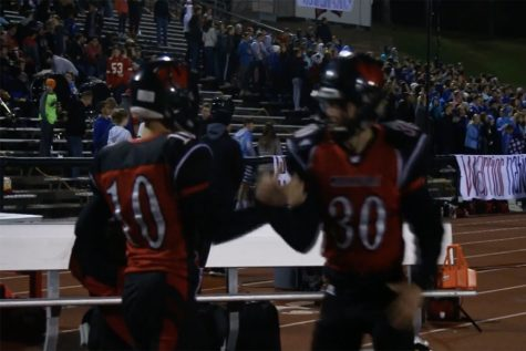 Westside Vs. Millard West Varsity Football Highlights