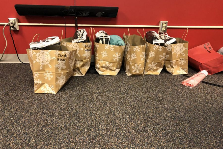 Westsides Key Club Adoption Drive Impacts Students and Families