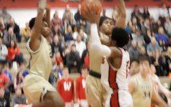 Westside vs Burke | Varsity Boys Basketball Highlights