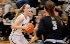 Westside vs Burke | Varsity Girls Basketball Highlights