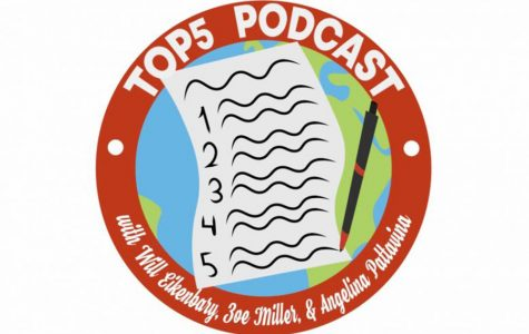 Podcast: Top 5 Places You'd Like to See at Some Point in Your Life