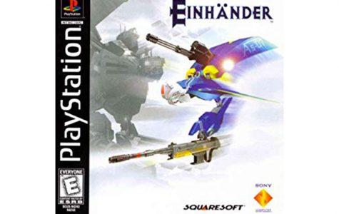 Video Game Review: Einhander 1998