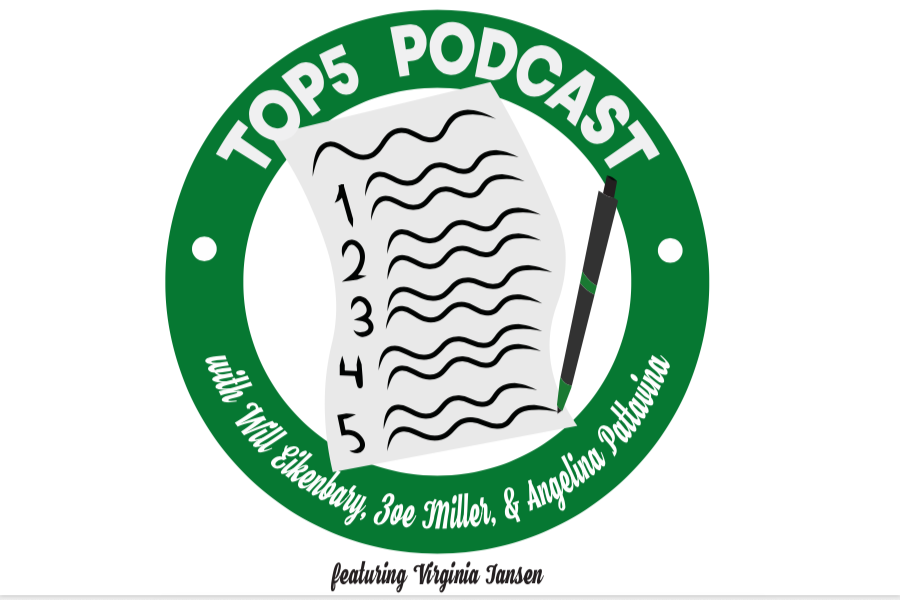 Podcast: Top 5 Favorite Things That Are Green