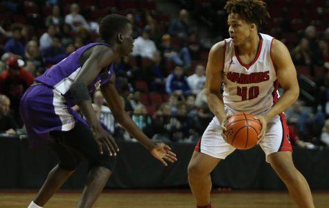 VIDEO: Westside vs Central | Basketball State Tournament