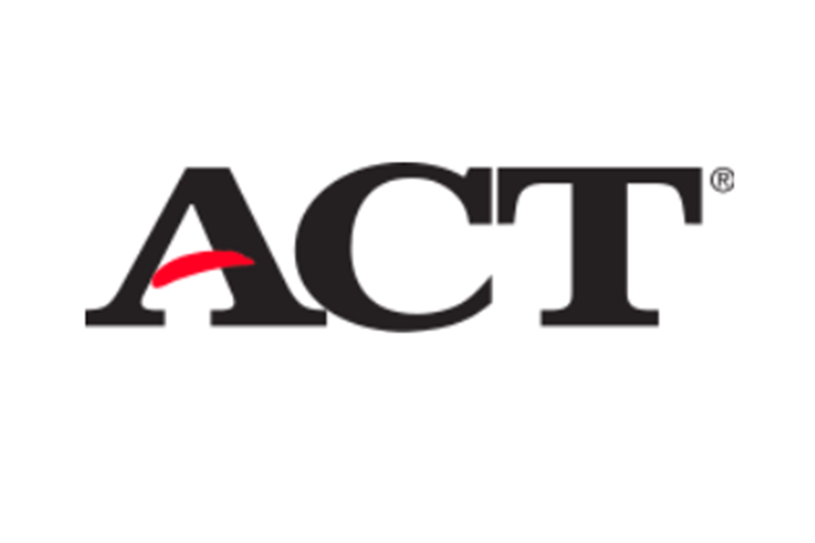 The ACT is a standardized test used for college admissions around the country.