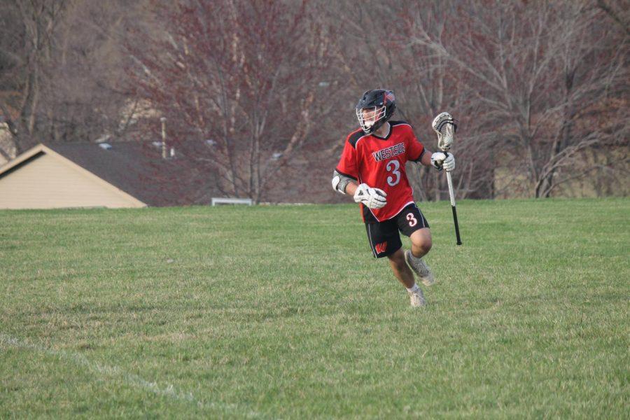 Pictured: Freshman Carter Hogan