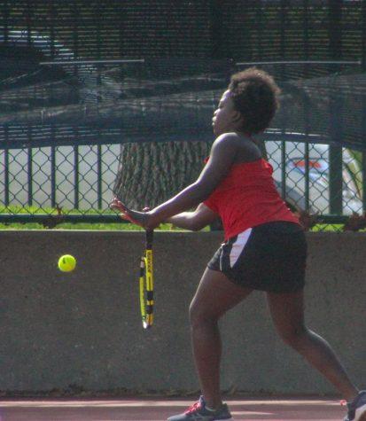 From Africa to Nebraska: Tennis Player Making Mark at Westside