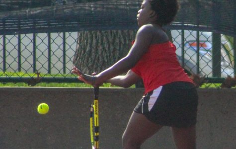 From Africa to Nebraska: Tennis Player Making Mark at Westside