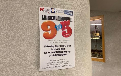 Theatre Department Holds Auditions for Fall Musical