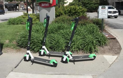 Westside Student First to be Injured on Lime Scooters