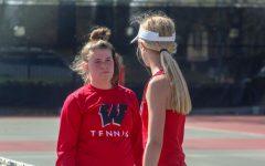 Tennis Team Wraps Up Season at Metro, State Tournaments