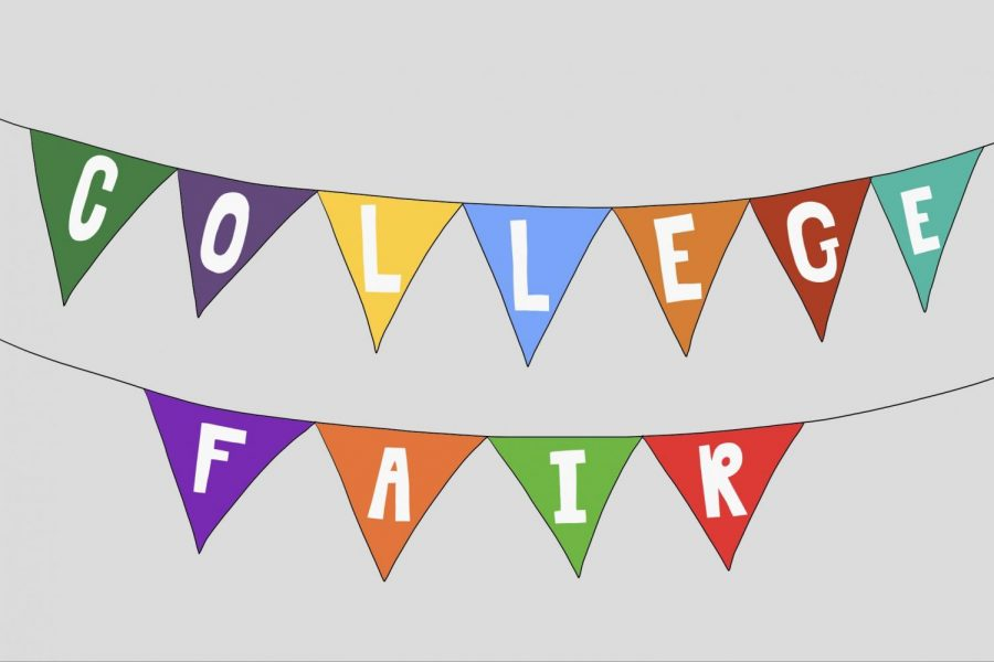 The+college+fair+will+feature+schools+from+the+Omaha+metro+area+as+well+as+surrounding+states.