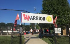 Nine Run Third Lifts Warriors Over Eagles