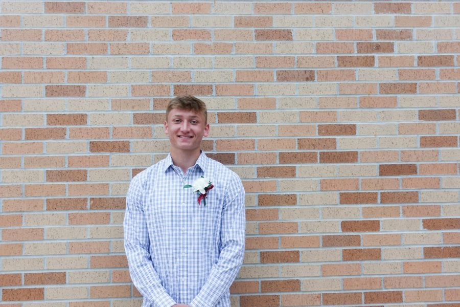 King Candidate: My name is Cal Weidemann. I am a member of Varsity Football and Varsity Basketball.