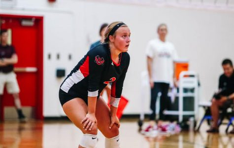 Westside Volleyball Learns in Sweep of Bears