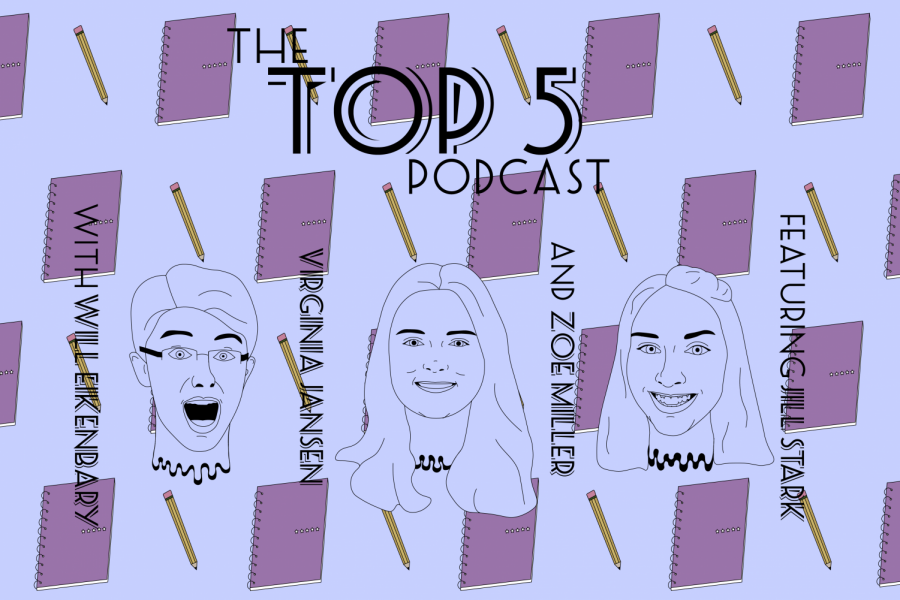 Podcast%3A+Top+5+Things+Were+Looking+Forward+to+This+School+Year