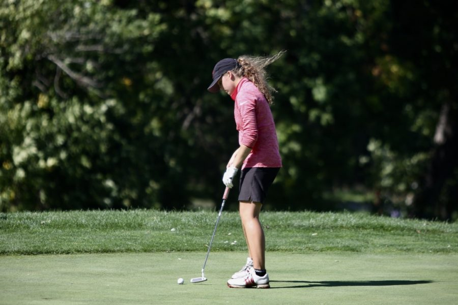 Season Recap: Girls Golf Finishes with Goals Met