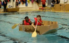 Principles Of Engineering Class Complete Annual Boat Construction