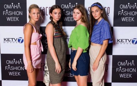 Westside Student Designs And Models For Omaha Fashion Week