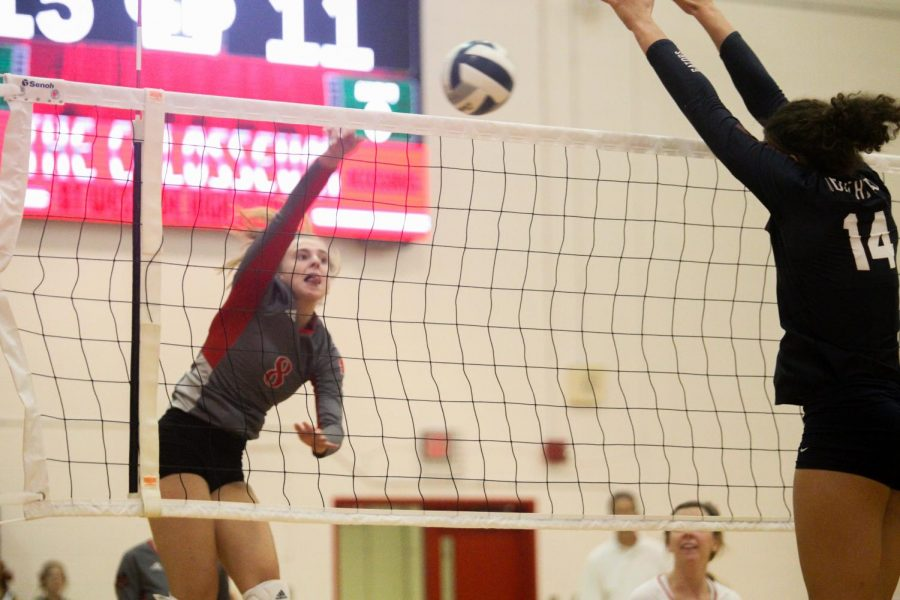 RECAP: Volleyball Looks Towards Bright Future After Improving Record