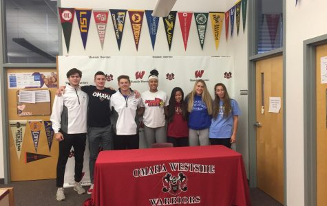 Seven Athletes Sign National Letters of Intent Wednesday