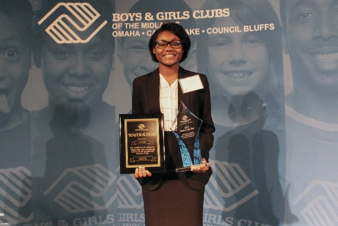 Westside High School junior Erica Smith will be competing in the Boys and Girls Club of the midlands state speech competition.