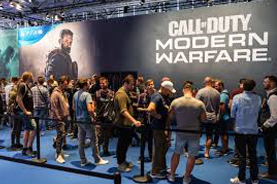Modern Warfare, a recently released video game, is a member of the Call of Duty family.