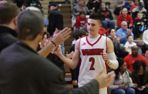 Westside Athletic Club Hosts Annual Spirit Night at Varsity Basketball Game