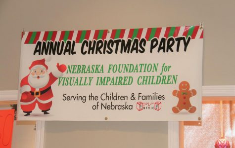 Westside Students Volunteer At NFVIC Annual Christmas Party