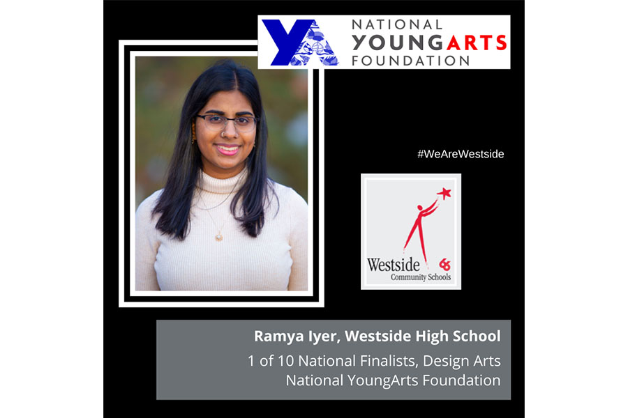 Junior+Ramya+Iyer+was+one+of+ten+national+finalists+selected+for+the+YoungArts+foundation+award.+