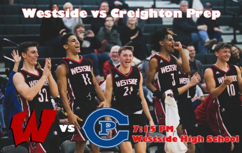 LIVE: #3 Creighton Prep at Omaha Westside