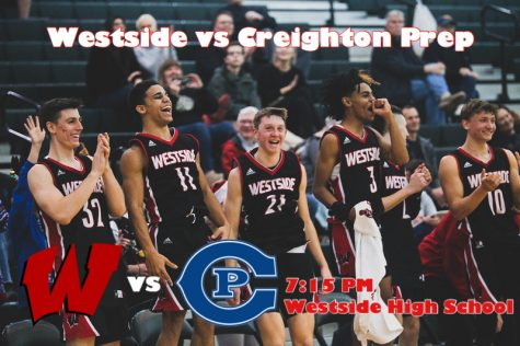 PHOTO GALLERY:  Westside vs. Creighton Prep (01/10/20)