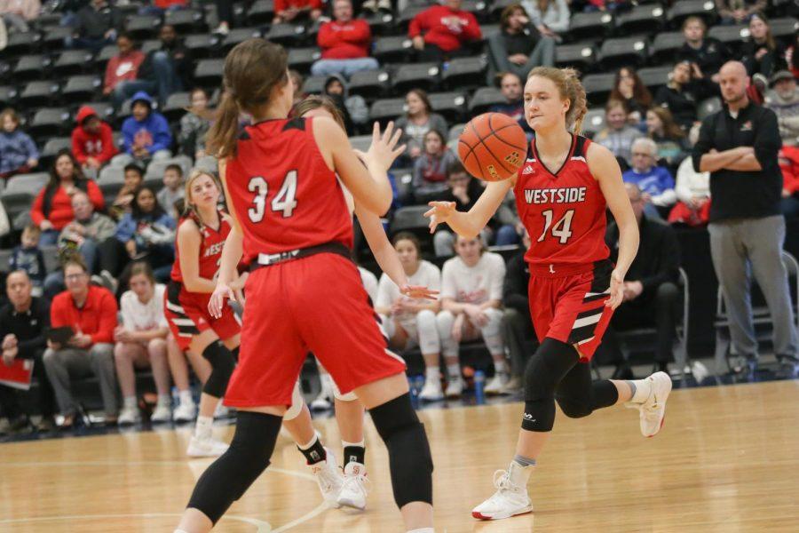 Westside Girls Use Team building to Garner Success