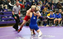 Haberman Rolls, Team Follows as Wrestling Season Goes on