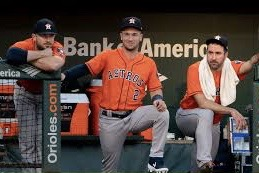 The Houston Astros were recently involved with a cheating scandal that spans from 2017 to 2019.
