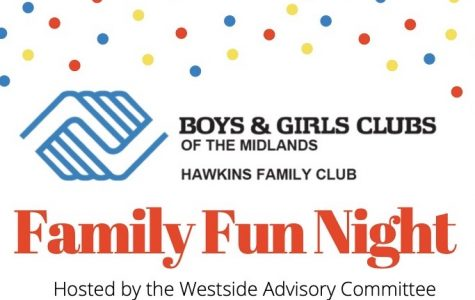 Westside Advisory Committee Hosts Hawkins Boys And Girls Clubs Family Fun Night
