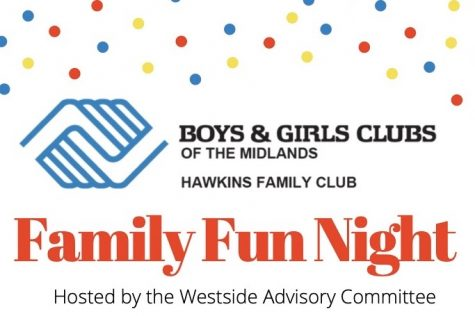 Westside Advisory Committee Hosts Hawkins Boys And Girls Clubs Family Fun Night