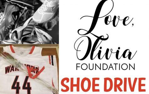 Westside Girls Basketball Team Sponsored Annual Shoe Drive Honoring Player's Late Sister