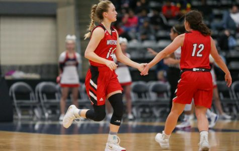 Westside Girls Hand Thunderbolts First Loss of the Season