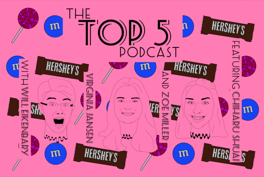Podcast: Top 5 Candies