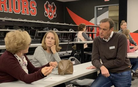 Westside Superintendent Hosts Monthly First Fridays Feedback Meeting, Covers Various Topics