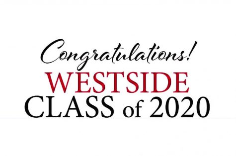 As of Monday, May 4, billboards dedicated to the Westside class of 2020 are up at 120th and Pacific St. as well as I-80 at 84th St.