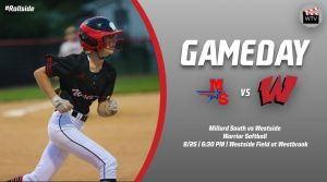 Westside vs #6 Millard South | Westside Varsity Softball