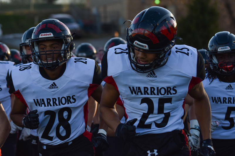 RECAP: Westside Football's Run Game Helps Take Down Bearcats