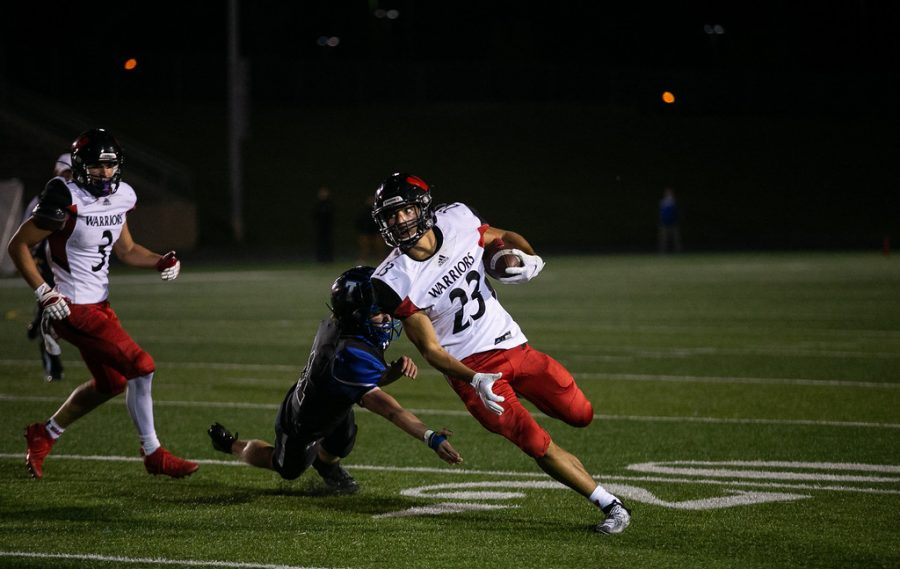 Preview: Westside Football Looks to Stay Undefeated Against Islanders