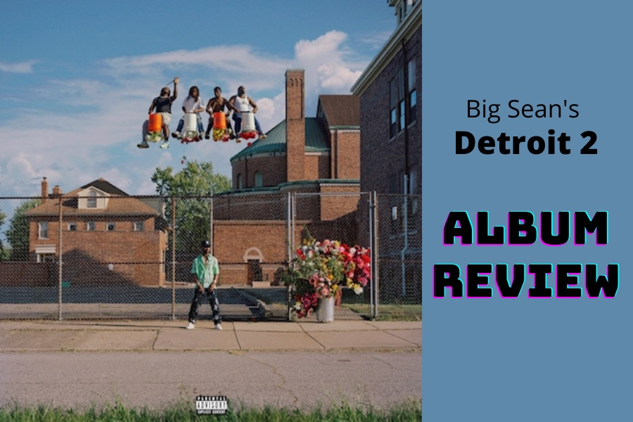 Big Sean's most recent album, Detroit 2, released Sept. 4 and features several big-name rappers.