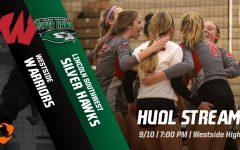 Westside vs Lincoln Southwest | Westside JV & Varsity Volleyball Hudl Stream