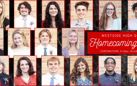 Meet the 2020 Homecoming Court