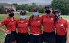 Girls Golf team 2020