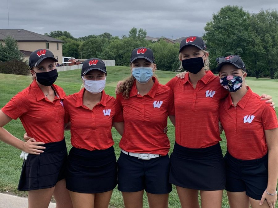 Girls+Golf+team+2020